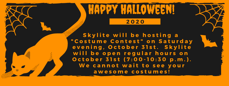 10.22.2020 Happy Halloween!