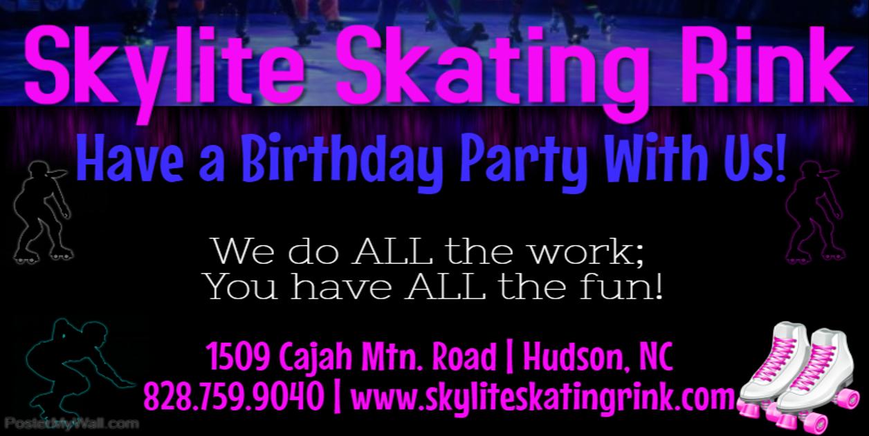 Birthday PartiesBottombb